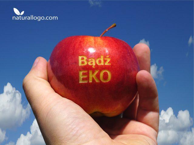 Bądź EKO – Film prezentujący jabłka z logo!